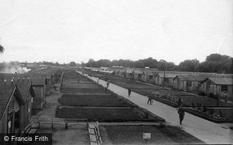 Epsom, Queen Mary Convalescent Centre 1917
