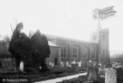 Epsom, St Martin's Church 1890