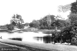 Epsom, Stamford Pond 1903