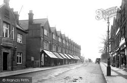 Epsom, Station Road 1902