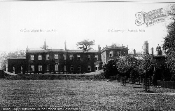 Photo of Epsom, The Durdans 1895, ref. 35123