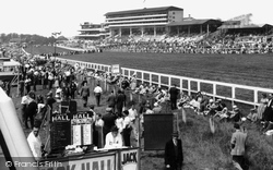 Epsom, The Grandstand c.1955