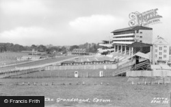 Epsom, The Grandstand c.1960