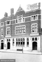 Epsom, The Post Office 1898