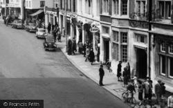 Epsom, The Post Office c.1955