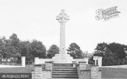 Epsom, War Memorial 1924