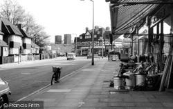 Epsom, Waterloo Road c.1965