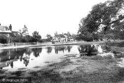 Epsom, Woodcote Green 1903