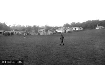 Epsom, Woodcote Park 1915