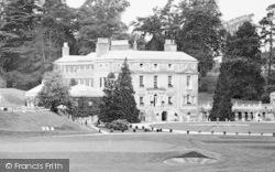 Epsom, Woodcote Park 1927