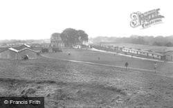 Epsom, Woodcote Park Convalescent Camp 1915