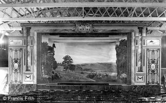 Epsom, Woodcote Park, the Recreation Hall 1915