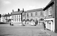 Epworth, Market Place c1965