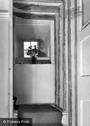 Old Rectory, Stairway To Attic Bedrooms c.1955, Epworth