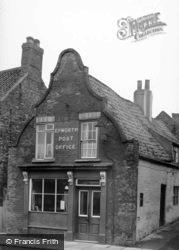 Post Office c.1950, Epworth