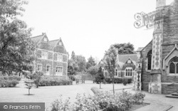 Epworth, The Old Rectory c.1965