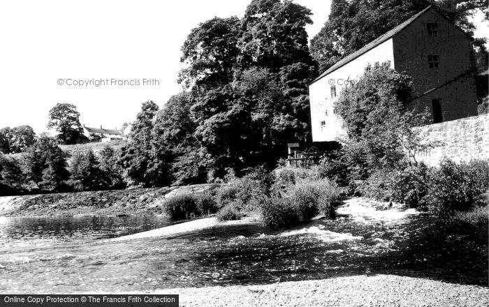 Erbistock,Mill c1965,Clwyd