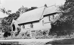 Erbistock, St Hilary's Church c.1965