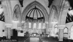 Erbistock, The Church c.1965