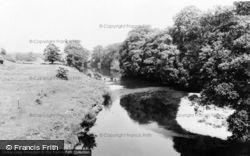 Erbistock, The River c.1965
