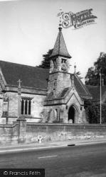 Eridge Green, Church Of The Holy Trinity c.1950