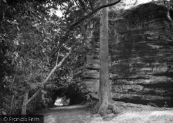 Eridge Rocks c.1950, Eridge Green