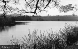 Eridge Green, The Lake c.1950