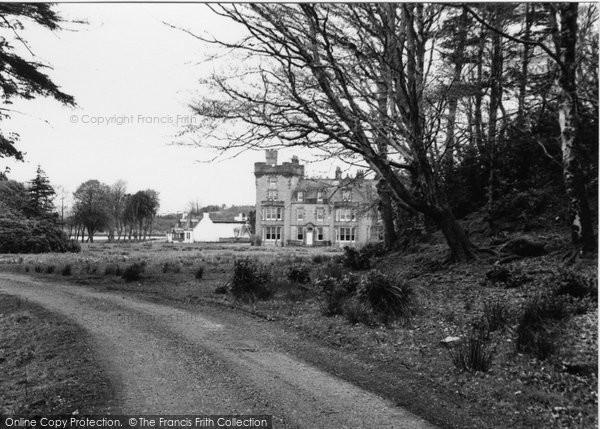 Photo of Eriska, Eriska House 1959