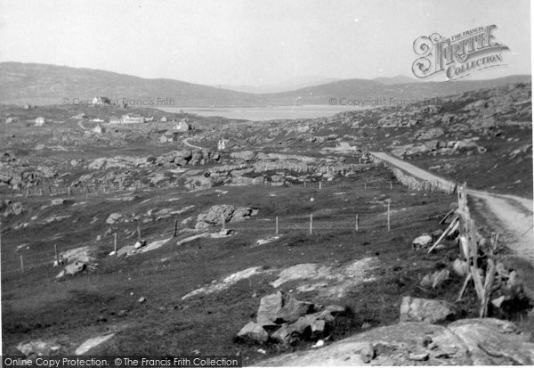 Photo of Eriskay, 1963