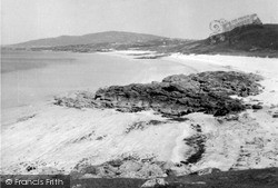 Eriskay, Prince Charlie's Bay 1963