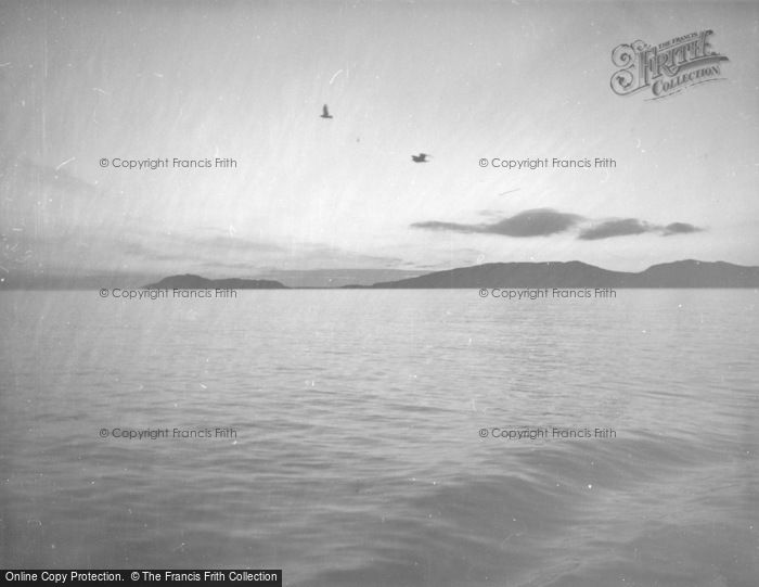 Photo of Eriskay, View Of Stack Islands 1963