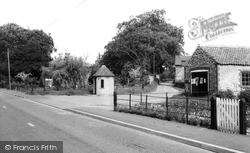The Square c.1960, Eriswell