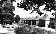Erith, Avenue from Buxton Road c1950
