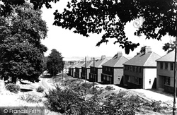 Avenue From Buxton Road c.1950, Erith