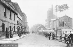 High Street c.1900, Erith
