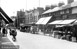 High Street c.1950, Erith