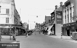 High Street c.1953, Erith