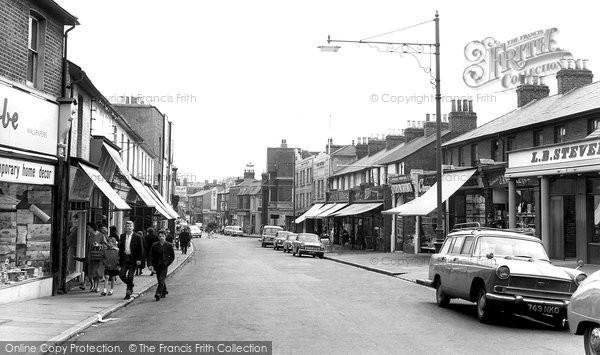 Erith, High Street c1965