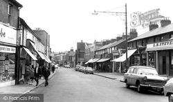 High Street c.1965, Erith