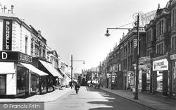 Erith, Pier Road 1953