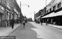 Pier Road c.1950, Erith
