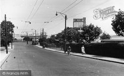 River From Walnut Tree Road c.1950, Erith