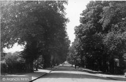 The Avenue c.1955, Erith