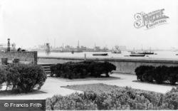 The River Gardens c.1960, Erith
