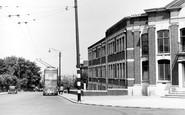 Erith, Walnut Tree Road c1950