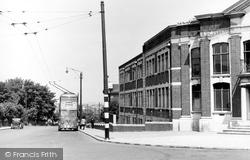 Walnut Tree Road c.1950, Erith