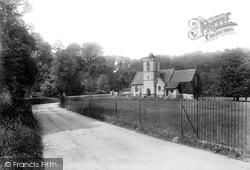 St Saviour's Church 1900, Erlestoke