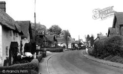 The Village c.1950, Erlestoke