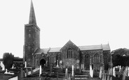 Ermington, Church of St Peter and St Paul 1903