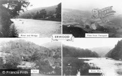 Erwood, Composite c.1960